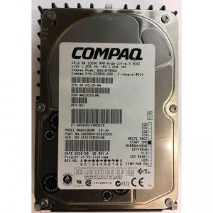 """152191-001 - Compaq 18GB 10K  RPM SCSI 3.5"""" HDD 68 pin"""