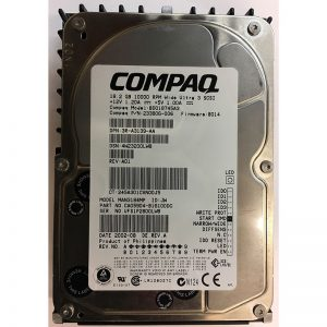 "233806-006 - Compaq 18GB 10K  RPM SCSI 3.5"" HDD 68 pin"