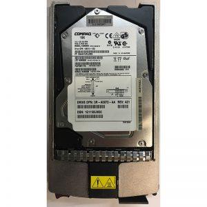 """9P2006-022 - Seagate 18GB 15K  RPM SCSI 3.5"""" HDD 80 pin w/ tray"""