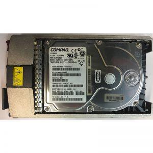 """3R-A0501-AA - Compaq 18GB 10K  RPM SCSI 3.5"""" HDD 80 pin w/ tray"""