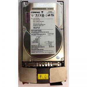 """232574-001 - Compaq 18GB 10K  RPM SCSI 3.5"""" HDD U160 80 pin w/ tray"""
