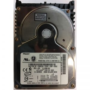 """KU36L461 - Maxtor 36GB 7200 RPM SCSI 3.5"""" HDD 68 pin"""