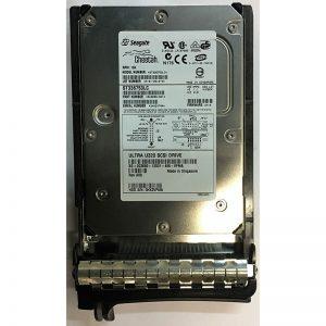 """0C3690 - Dell 36GB 15K  RPM SCSI 3.5"""" HDD U320 80 pin"""