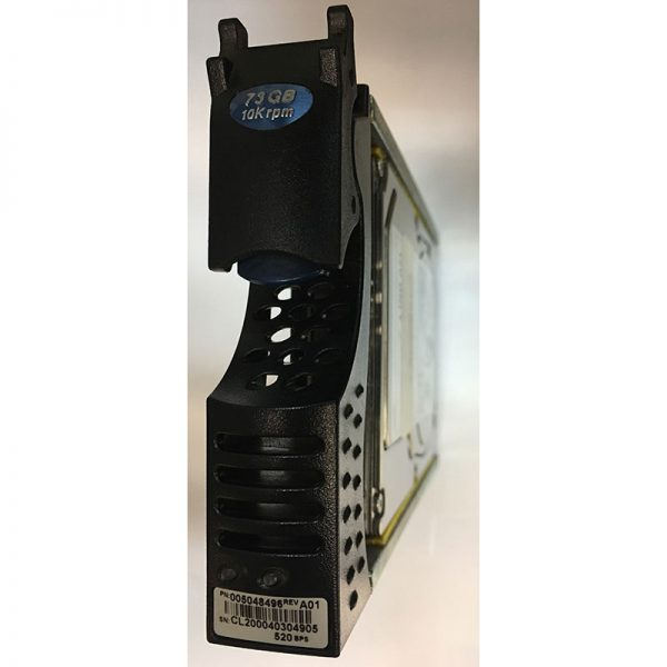 "CX-2G10-73 - EMC 73GB 10K  RPM FC 3.5"" HDD for CX series"