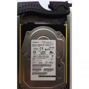 "HUS151473VLF4E0 - EMC 73GB 15K  RPM FC 3.5"" HDD for CX series"