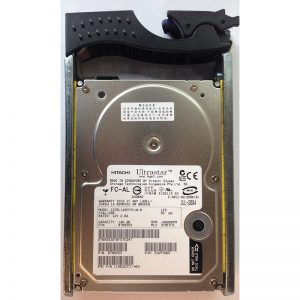 "07N9353 - EMC 146GB 10K  RPM FC 3.5"" HDD for CX series"