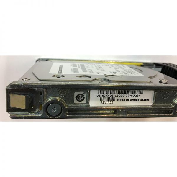 "0JK408 - Dell 146GB 15K  RPM FC 3.5"" HDD for CX series"