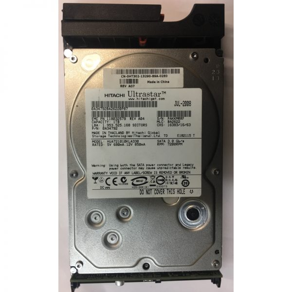 "0HT302 - Dell 1TB 7200 RPM SATA 3.5"" HDD for AX4-5I AX4-5F  AX4-5i"