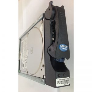 "005048697 - EMC 500GB 7200 RPM FC 3.5"" HDD for CX series"