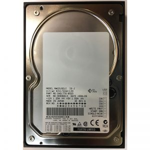 "CA01776-B520 - Fujitsu 18GB 10K  RPM SCSI 3.5"" HDD 80 Pin"