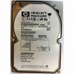 "0950-3686 - HP 18GB 10K  RPM SCSI 3.5"" HDD 80 pin"