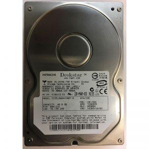"08K1141 - Hitachi 40GB 7200 RPM IDE 2.5"" HDD"
