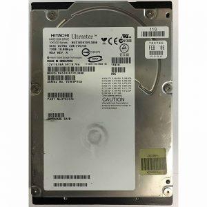 """08K2476 - Hitachi 73GB 10K  RPM SCSI 3.5"""" HDD U320 80 pin"""