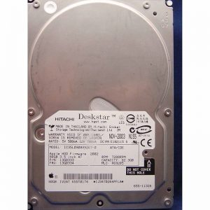 "IC35L090AVV207-0 - Hitachi 82GB 7200 RPM IDE 3.5"" HDD"