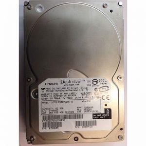"""07N9685 - Hitachi 82GB 7200 RPM IDE 3.5"""" HDD"""