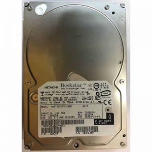 "13G0254 - Hitachi 160GB 7200 RPM SATA 3.5"" HDD"