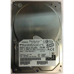 "08K0837 - Hitachi 123GB 7200 RPM IDE 3.5"" HDD"