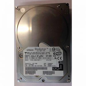 """07N9549 - Hitachi 123GB 7200 RPM IDE 3.5"""" HDD"""
