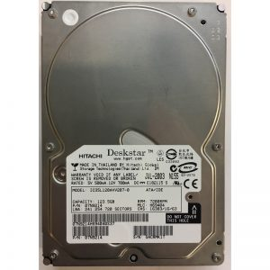 "IC35L120AVV207-0 - Hitachi 120GB 7200 RPM IDE 3.5"" HDD"