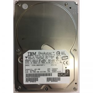 "IC35L180AVV207-1 - Hitachi 185GB 7200 RPM IDE 3.5"" HDD"