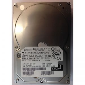 "07N9216 - Hitachi 185GB 7200 RPM IDE 3.5"" HDD"
