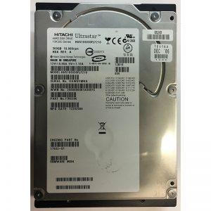 """HUS103030FLF210 - Hitachi 300GB 10K  RPM FC 3.5"""" HDD"""