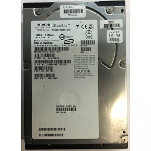 "17R6283 - Hitachi 300GB 10K  RPM FC 3.5"" HDD"