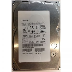 "HUS156045VLS600 - Hitachi 450GB 15K  RPM SAS 3.5"" HDD"