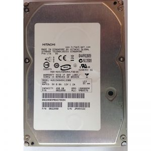 "HUS154545VLS300 - Hitachi 450GB 15K  RPM SAS 3.5"" HDD"