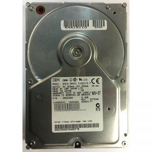 "00K0394 - IBM 8.4GB 5400 RPM IDE 3.5"" HDD"