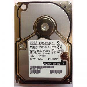 """07N3260 - IBM 36GB 10K  RPM FC  3.5"""" HDD"""