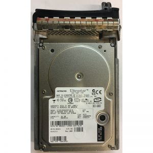 "08K0312 - Hitachi 36GB 10K  RPM SCSI 3.5"" HDD U320 80 pin with tray"