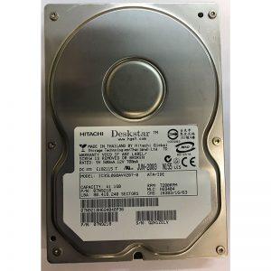 """07N9218 - Hitachi 41GB 7200 RPM IDE 3.5"""" HDD"""