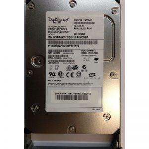 """22R1770 - IBM 73GB 15K  RPM FC 3.5"""" HDD w/ tray"""