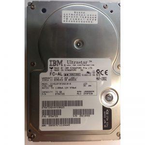 """07N4729 - IBM 73GB 10K  RPM FC 3.5"""" HDD"""