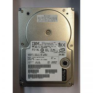 """07N9350 - IBM 146GB 10K  RPM FC 3.5"""" HDD"""