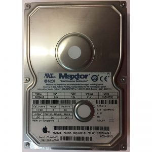 "655-0815 - Apple 6.8GB 5400 RPM IDE 3.5"" HDD"
