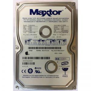 """4D040H22209A8 - Maxtor 40GB 5400 RPM IDE 3.5"""" HDD"""