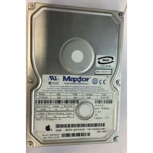 "655-0891 - Apple 60GB 7200 RPM IDE 3.5"" HDD"
