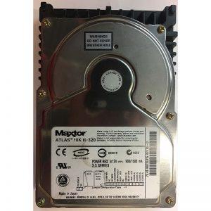 """KU73L015 - Maxtor 73GB 10K  RPM SCSI 3.5"""" HDD U160 68 pin"""