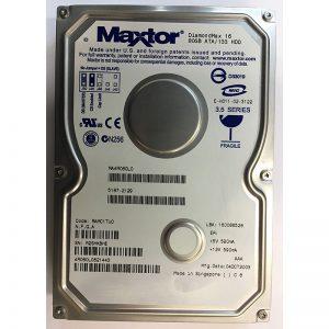 """4R080L0 - Maxtor 80GB 5400 RPM IDE 3.5"""" HDD"""