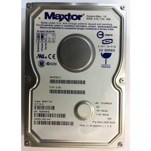 """4R080L0621443 - Maxtor 80GB 5400 RPM IDE 3.5"""" HDD"""