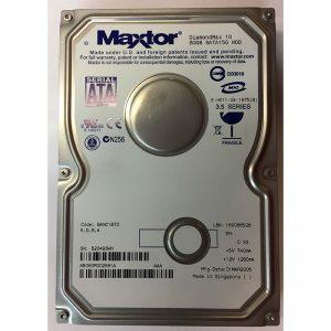 """6B080M002681A - Maxtor 80GB 7200 RPM SATA 3.5"""" HDD"""