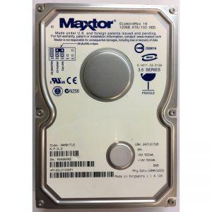 """4R120L0 - Maxtor 120GB 7200 RPM IDE 3.5"""" HDD"""