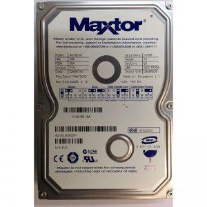 """4G160J8 - Maxtor 160GB 5400 RPM IDE 3.5"""" HDD"""