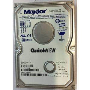 """4R160L00420P1 - Maxtor 160GB 5400 RPM IDE 3.5"""" HDD"""