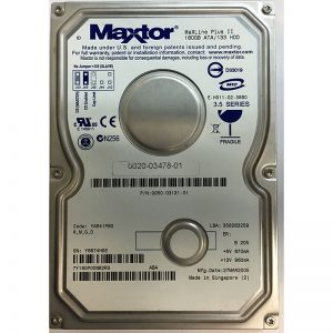 "0020-03478-01 - Avid 180GB 7200 RPM IDE 3.5"" HDD"