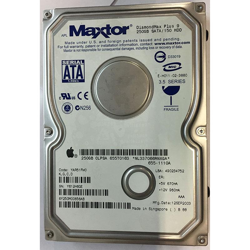 MAXTOR 6Y250M0 DRIVER (2019)