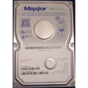 "0050-03133-01 - Avid 250GB 7200 RPM SATA 3.5"" HDD"