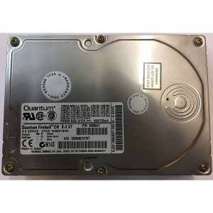 "CR84A2F1 - Quantum 8.4GB 5400 RPM IDE 3.5"" HDD"